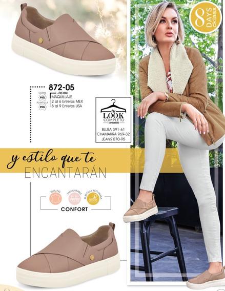 Zapato Dama Maquillaje Mod. 872-05 Oi 2019
