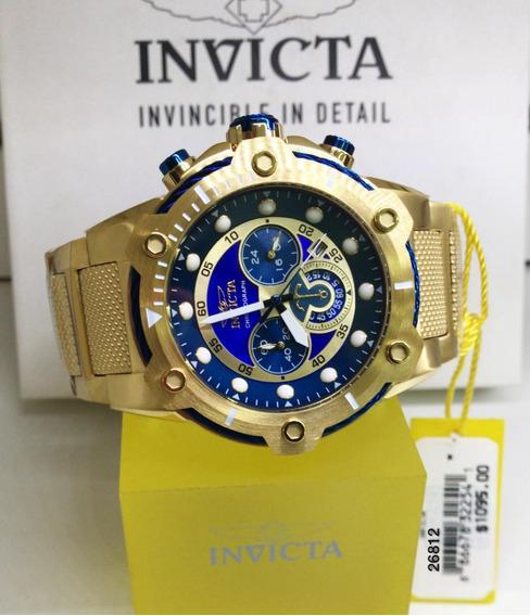 Relógio Lançamento Invicta Bolt 26812 Pronta Entrega