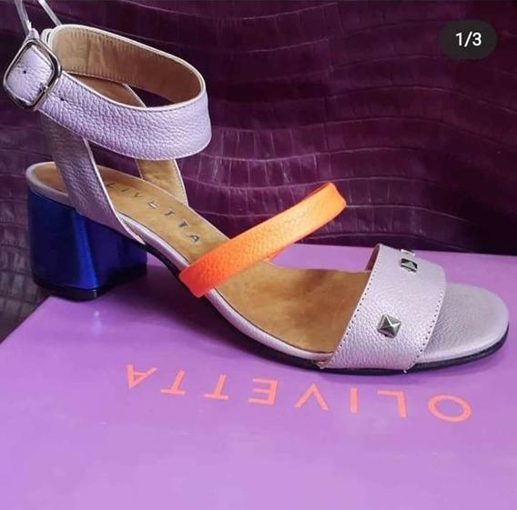 Zapatos Mujer Cuero Vacuno Verano 2020
