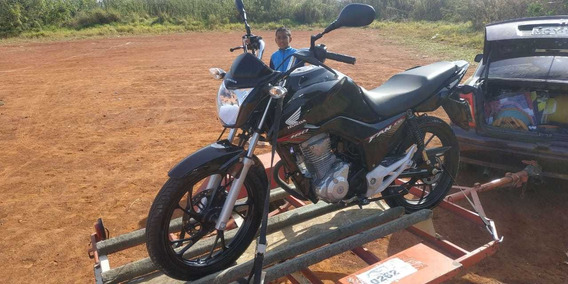 Honda Cg Fan 160 Zerada