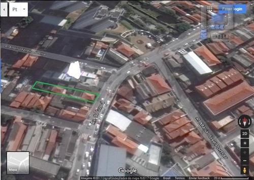 Terreno Padrão Em São Paulo - Sp - Te0002_pci