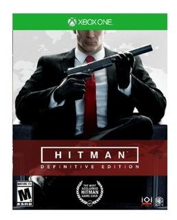 Hitman Definitive Edition Xbox One Nuevo