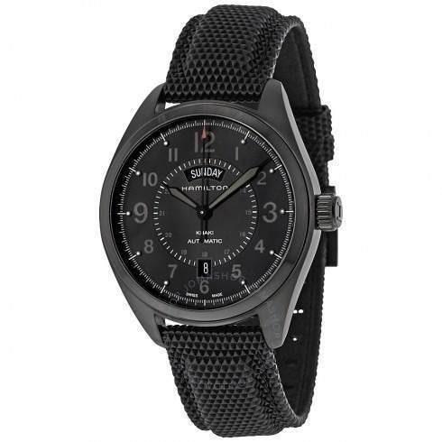 Compreonline Reloj Automatico Field Hamilton Khaki Original srthQd