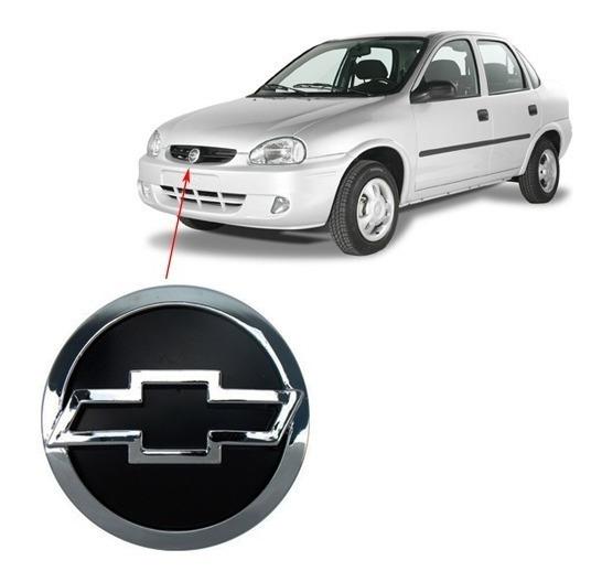Emblema Da Grade Corsa Classic 2003 2004 2005 2006 Dianteiro