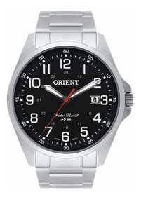 Relogio Orient Masculino Original Mbss1171 P2sx +nota Fiscal