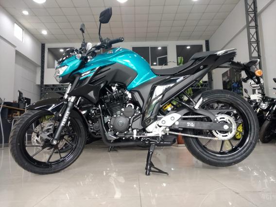 Yamaha Fz25 0km Negro 2020 Tarjeta 18 Cuotas Fijas Yamasan