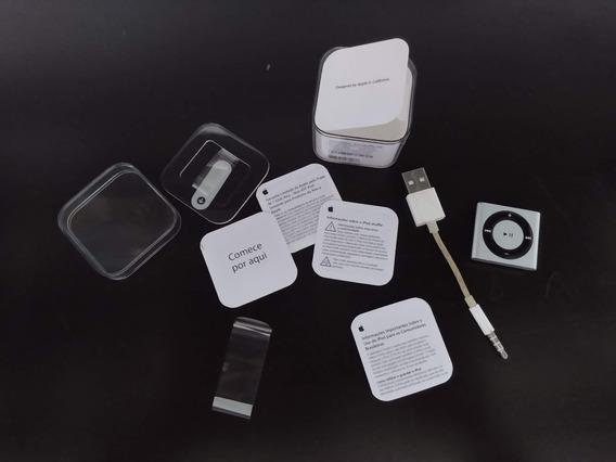 iPod Shuffle 4th Geração Prata 2gb