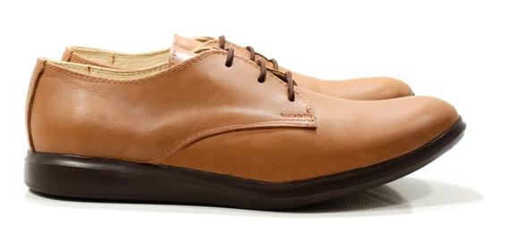 Zapato Hombre Oxford Cuero Vacuno Diseño Levi By Ghilardi