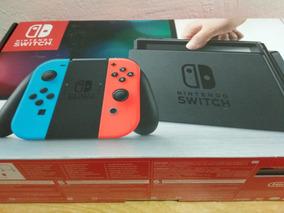Nintendo Switch 32gb Novo