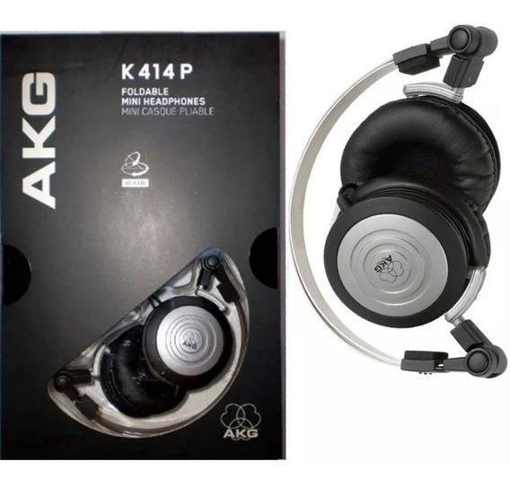 Fone Akg Profissional Headphone Monitor Músico Home Studio
