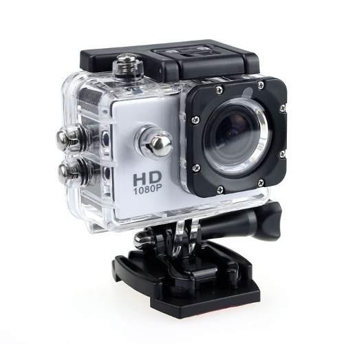 Camera Esporte Wi-fi Filmadora Fullhd 1080p 12mp + Visor