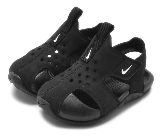 Sandalia Nike Sunray Protect 2 Infantil Original 27 Ao 34