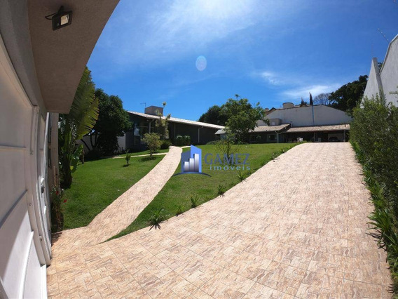 Casa Com 3 Dormitórios À Venda, 250 M² Por R$ 1.350.000 - Nirvana Pq Residencial - Atibaia/sp - Ca0999