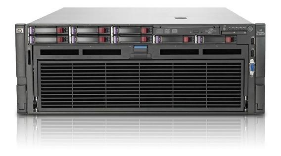 Servidor Hp Proliant Dl580 G7 2 Xeon X7560 (8 Core) Seminovo