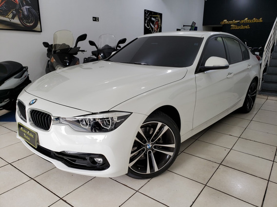 Bmw 320i Sport Plus Flex 2018/2018 12.000kms
