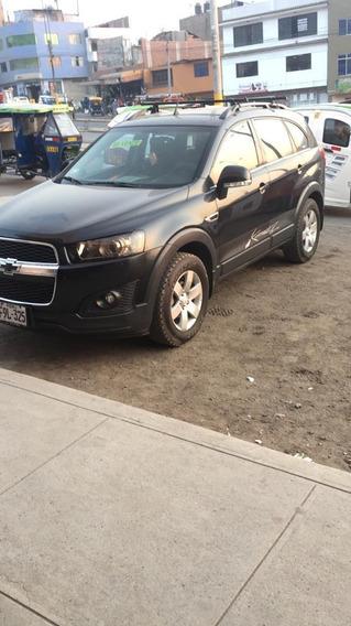 Chevrolet Captiva Version Ls Semi Full