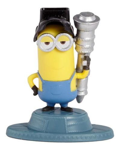 Mini Figura Kevin - Minions 2- A Origem De Gru Mattel