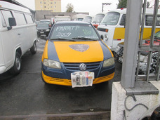 Volkswagen Parati 1.6 Total Flex 4p