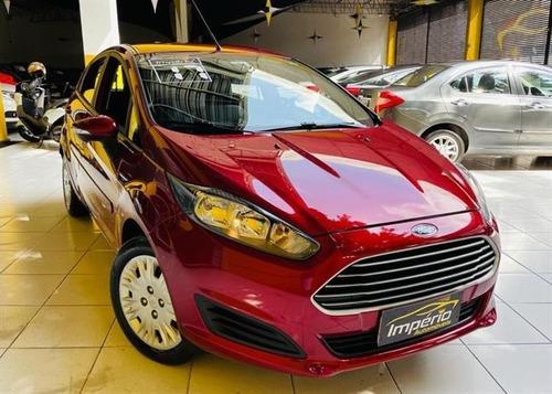Ford Fiesta Fiesta Se 1.6 16v Flex 5p Flex Automático