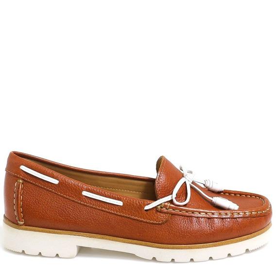 Sapato Feminino Mocassim Zariff Shoes Laço 29113