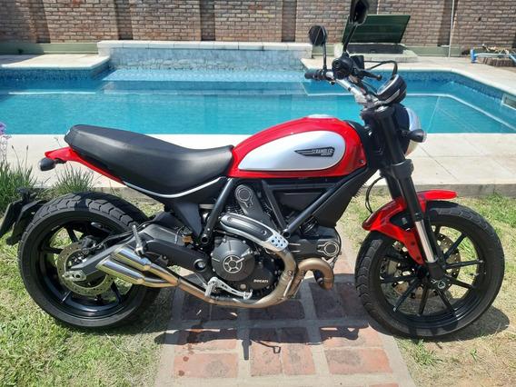 Ducati Ducati Scrambler 800 3000km