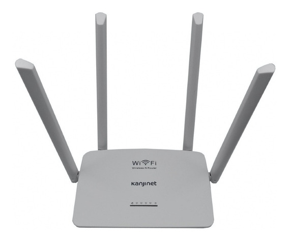 Router Ac Kanji Kjn Kjn 2.4ghz 4 Antenas 6 Dbi Royal I9