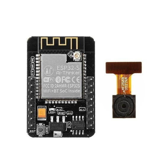 Módulo Esp32-cam C/ Camera Ov2640 2mp