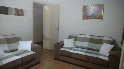 Imagem 1 de 16 de Apartamento Com 3 Dorms, Centro, São Vicente - R$ 280 Mil, Cod: 196 - V196