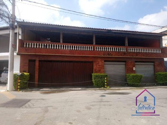 Casa À Venda, 270 M² Por R$ 720.000,00 - Parque Alexandre - Cotia/sp - Ca0637