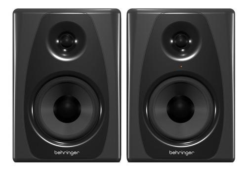 Imagen 1 de 3 de Behringer Studio 50 Usb Monitores Activos Estudio (par)