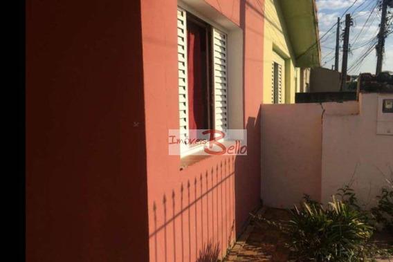 Casa Residencial À Venda, Vila Santa Terezinha, Itatiba. - Ca0957