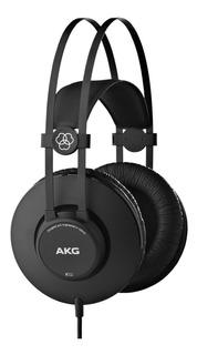 Auriculares Cerrados Akg K52 - Ideal Monitoreo - Envios