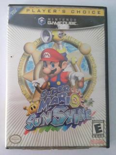 Super Mario Sunshine Gamecube Nintendo Game Cube