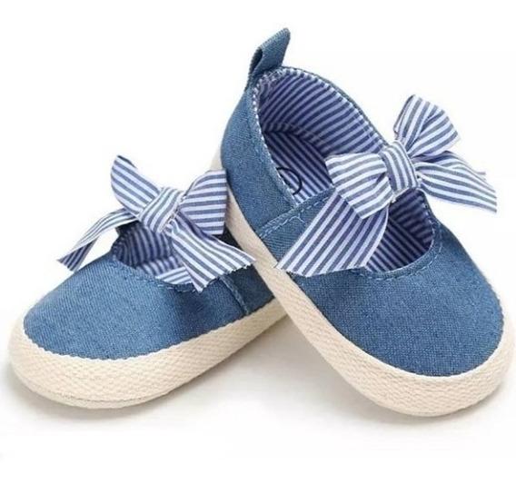 Zapatos Bebé Niña Precaminadores Con Antideslizante