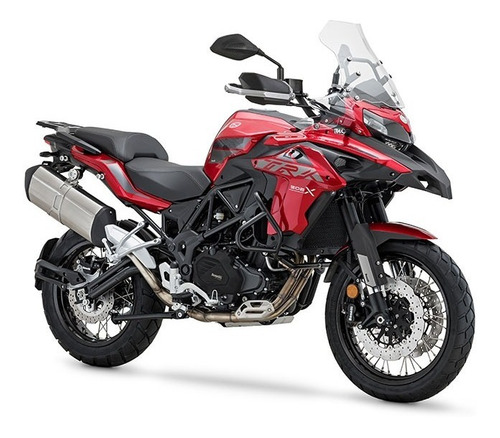 Benelli Trk 502 X Trail Abs, New  Agrobikes  Palermo/*/*/