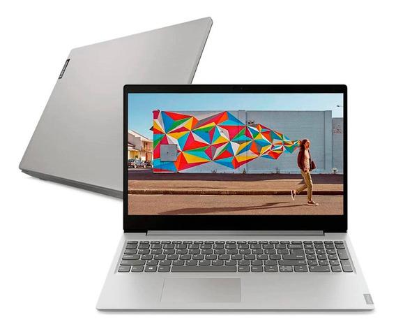 Notebook Lenovo Ideapad S145 Cel 4gb 500gb Linux 15.6 Prata