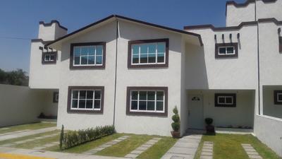 Casas Hermosas En Conjunto Privado Coacalco