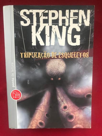 Livro - Tripulação De Esqueletos - Stephen King
