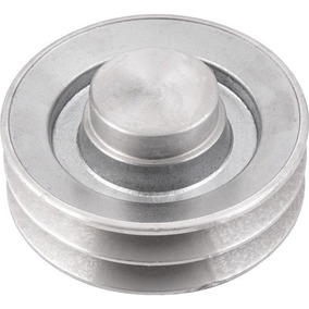 Polia De Alumínio 2 Canais A 110 Mm Vonder