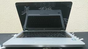 Notebook Hp G42-275br Com Defeito (não Aparece Imagem)