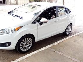Ford Fiesta 1.6 Titanium Sedan 16v Flex 4p Auto