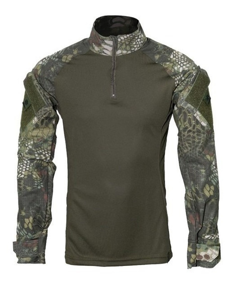 Combat Shirt Bélica Kryptek Mandrake