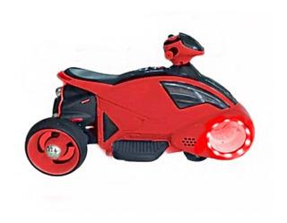 Montable Moto Futurista Eléctrica Infantil Niños Juguete