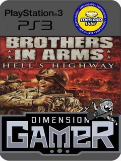 Brothers In Arms Hells Highway 5gb Ps3 Store
