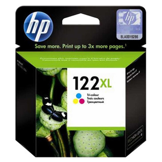 Cartucho De Tinta Hp 122 Xl Tricolor