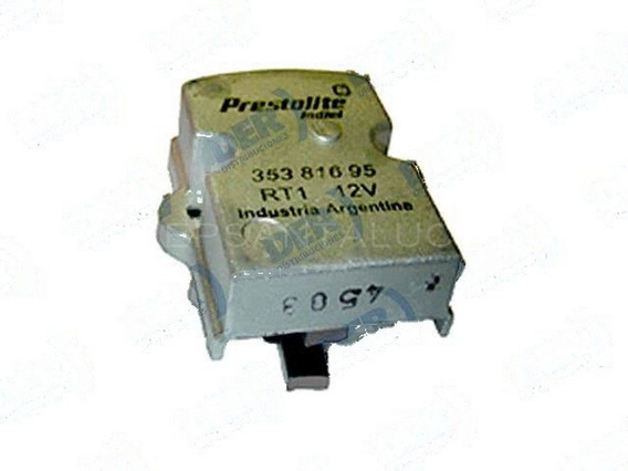 Regulador Voltaje Incorp. 12v.(rt1)