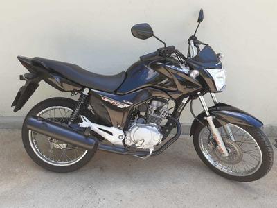Honda Cg 150 Fan Ano 2014/15 Preta - Não Aceito Trocas