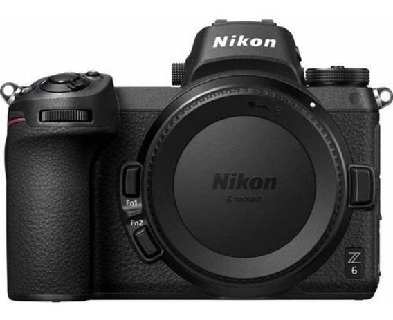Nikon Z6 Mirrorless Entrego Em Mãos No Distrito Federal