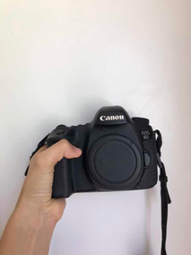 Canon 6d Com Carregador E Bateria Extra