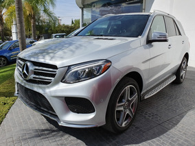 Mercedes-benz Clase Gle 3.0 Suv 400 Sport At 2018